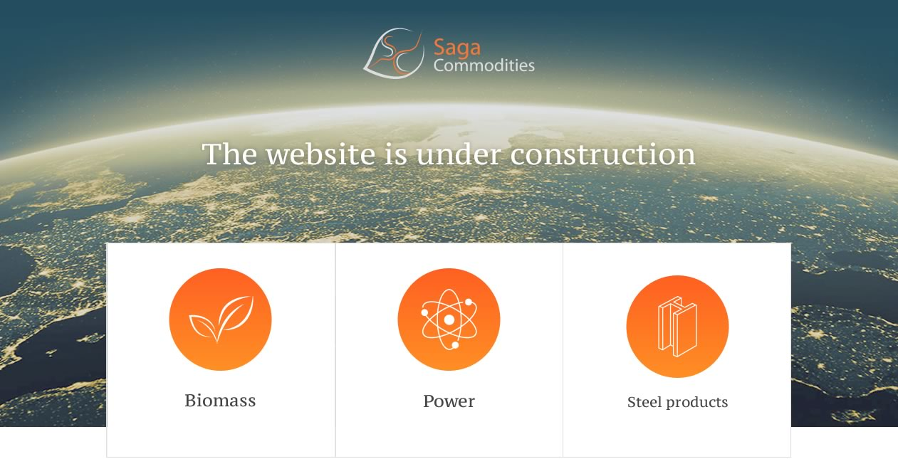 The website is under construction